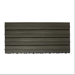 Kontiki Interlocking Deck Tiles Composite QuickDeck Series Model 100994391 Deck Tiles
