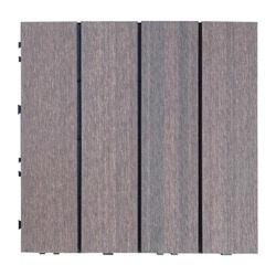Kontiki Interlocking Deck Tiles Composite QuickDeck Series Model 101054931 Deck Tiles