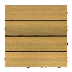 Kontiki Interlocking Deck Tiles Composite QuickDeck Series Model 101054971 Deck Tiles