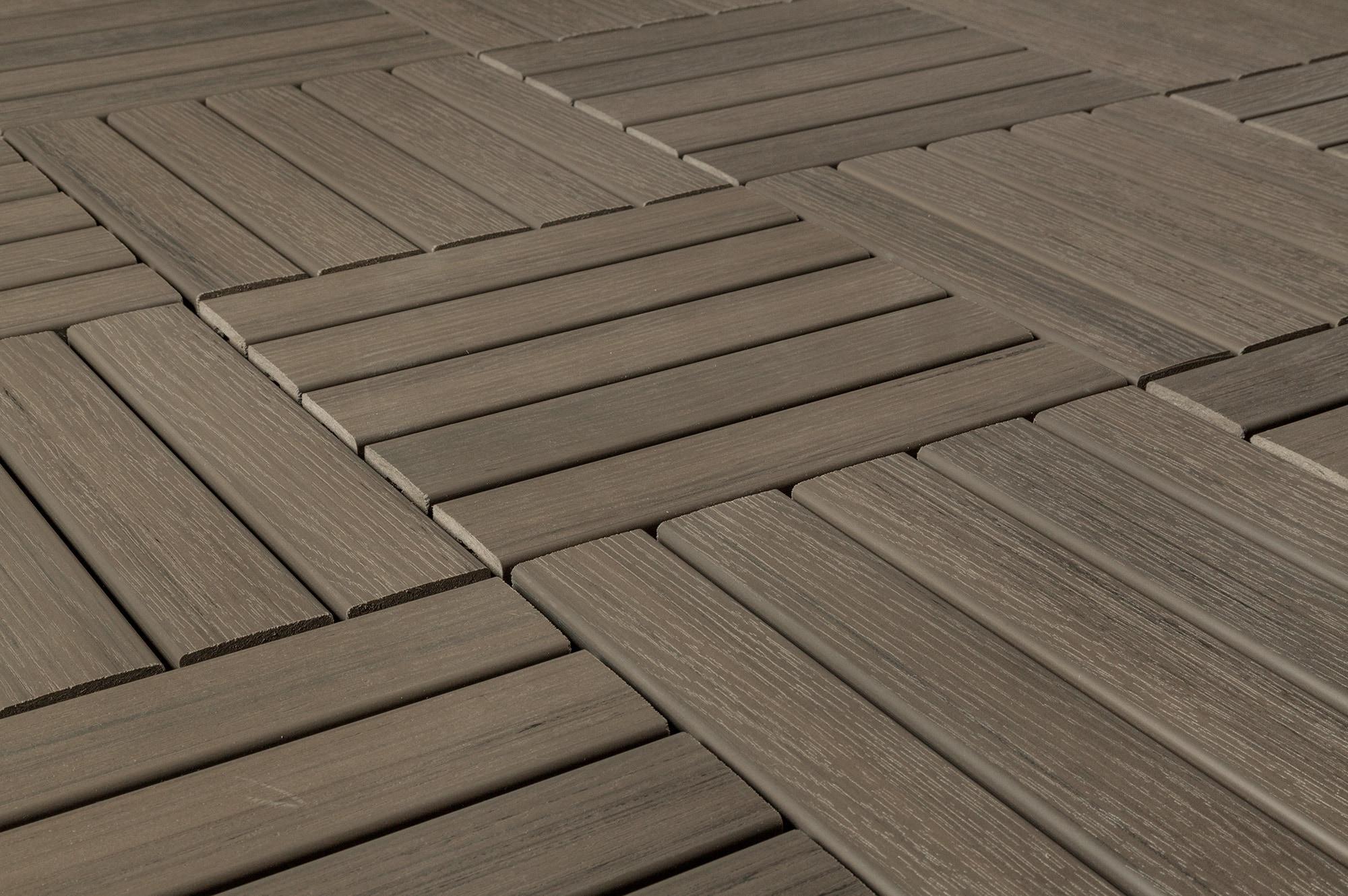Vinyl tile vinyl flooring amp resilient flooring flooring interlocking floor tiles interlocking - How to install interlocking deck tiles ...