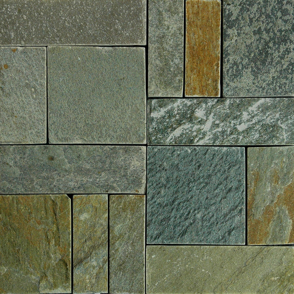 Kontiki Interlocking Deck Tiles Versa Tile Earth Collection