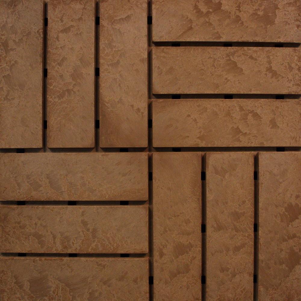 Kontiki Interlocking Deck Tiles Versa Tile Designer BW Composite