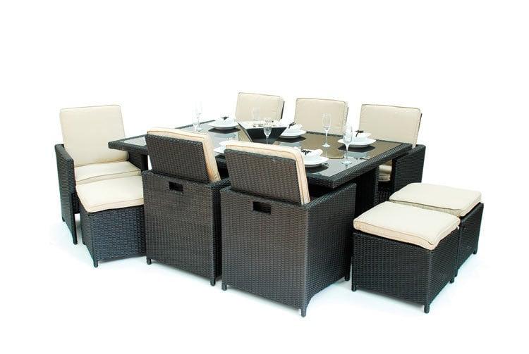 Http Www Builddirect Com Patio Furniture Monte Carlo 13 Piece Dining Cube Set Productdisplay 10965 P1 10095454 Aspx
