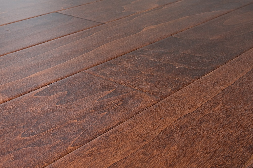 Jasper engineered hardwood handscraped birch collection for Birch hardwood flooring
