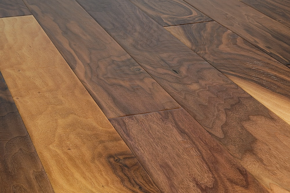 Free samples jasper engineered hardwood handscraped for Walnut flooring