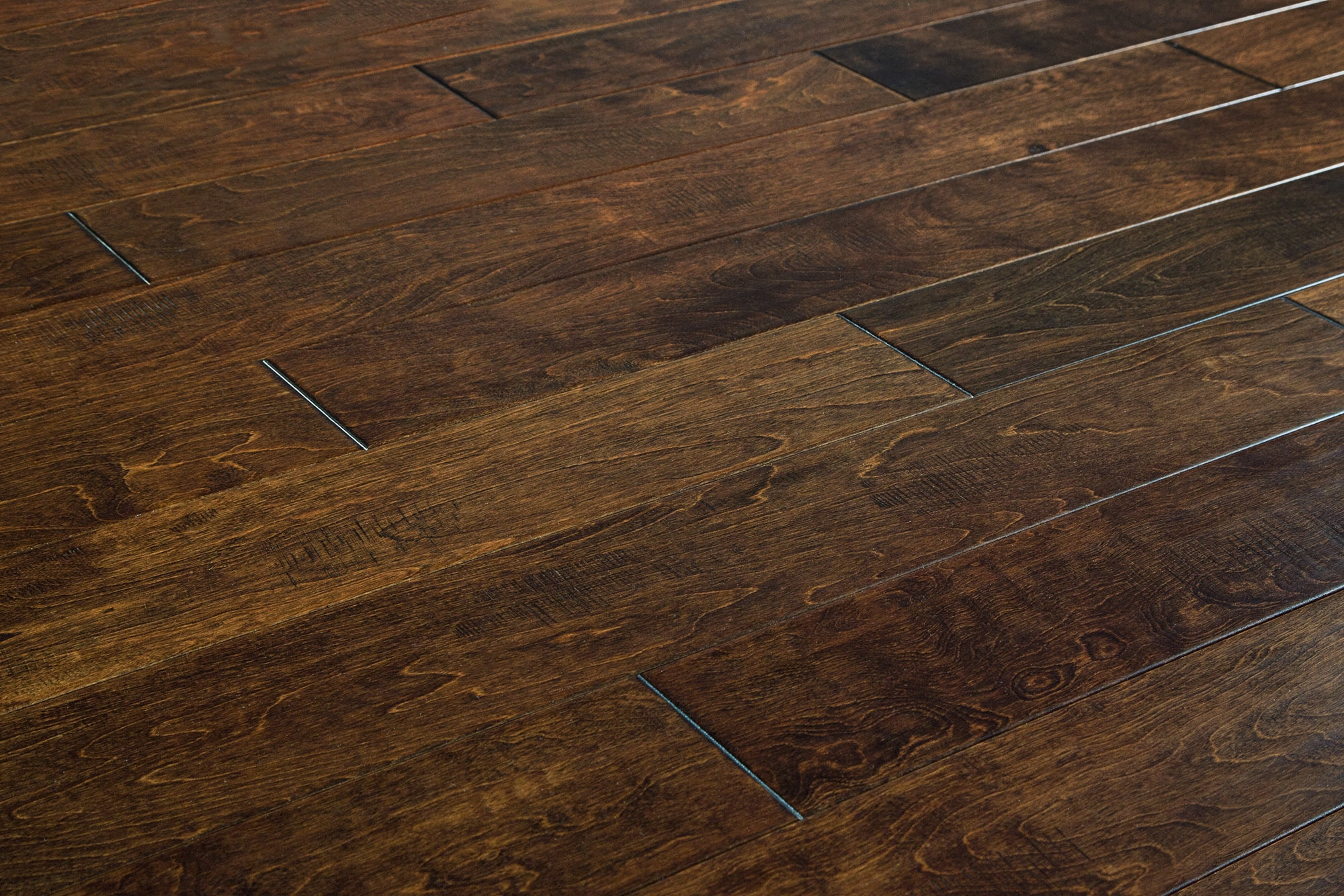Jasper Engineered Hardwood Handscraped Maple Old West