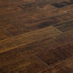 Jasper Engineered Hardwood Handscraped Maple Old West Model 100748171 Engineered Hardwood Floors