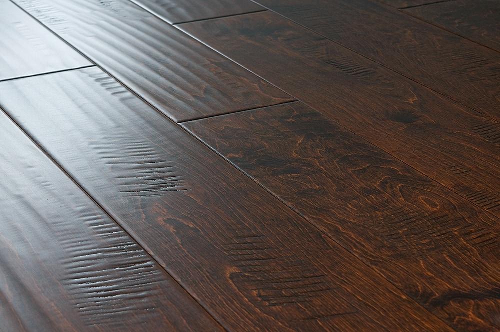 Jasper Engineered Hardwood Handscraped Maple Old West