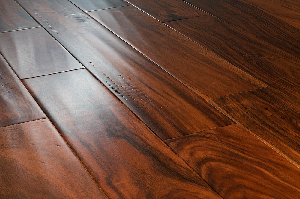 how to cut angles in wood flooring