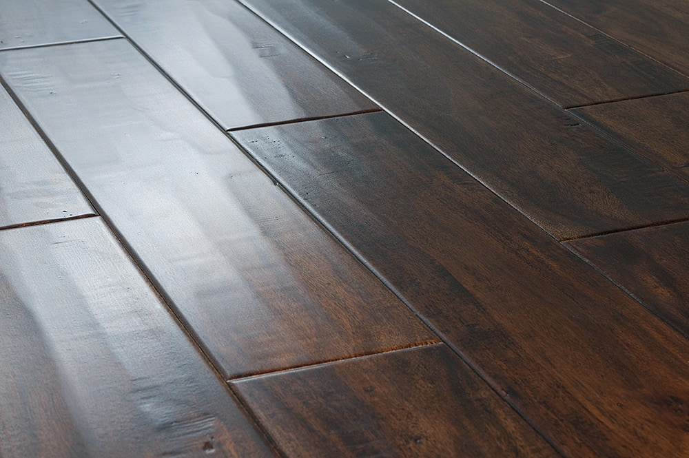 Vanier Engineered Hardwood Acacia Collection Acacia