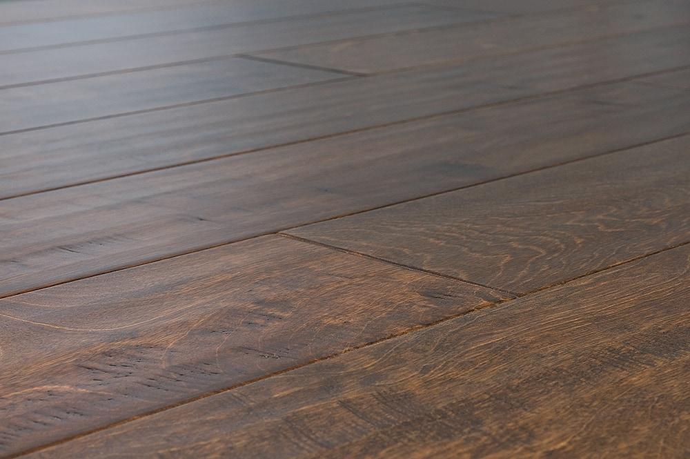 Vanier engineered hardwood birch cosmopolitan trendy for Birch hardwood flooring