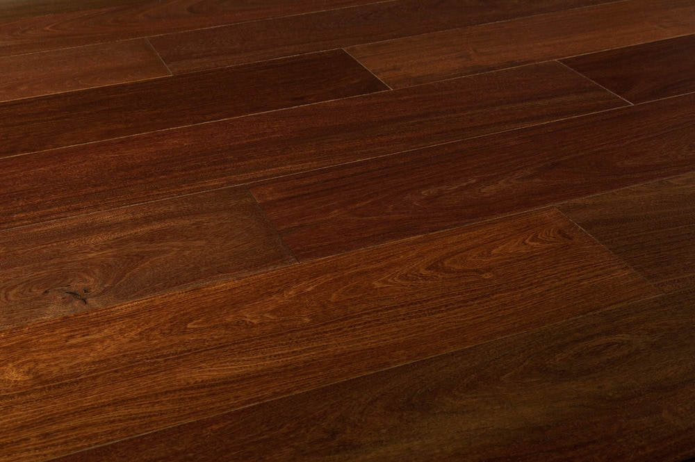 Vanier engineered hardwood brazilian exotic collection for Walnut wood flooring