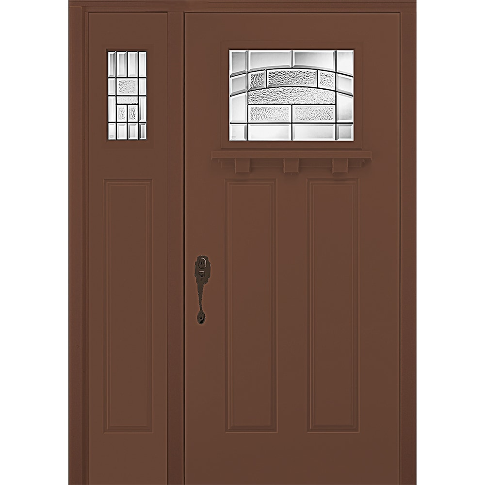 New Concept Exterior Doors - Pre-Hung Steel Element Collection Bahama ...