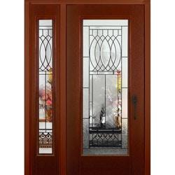 New Concept Exterior Doors Pre Hung Fiberglass Infinity Model 150005951 Exterior Doors