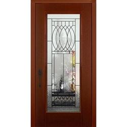 New Concept Exterior Doors Pre-Hung Fiberglass Infinity Collection Fox ...