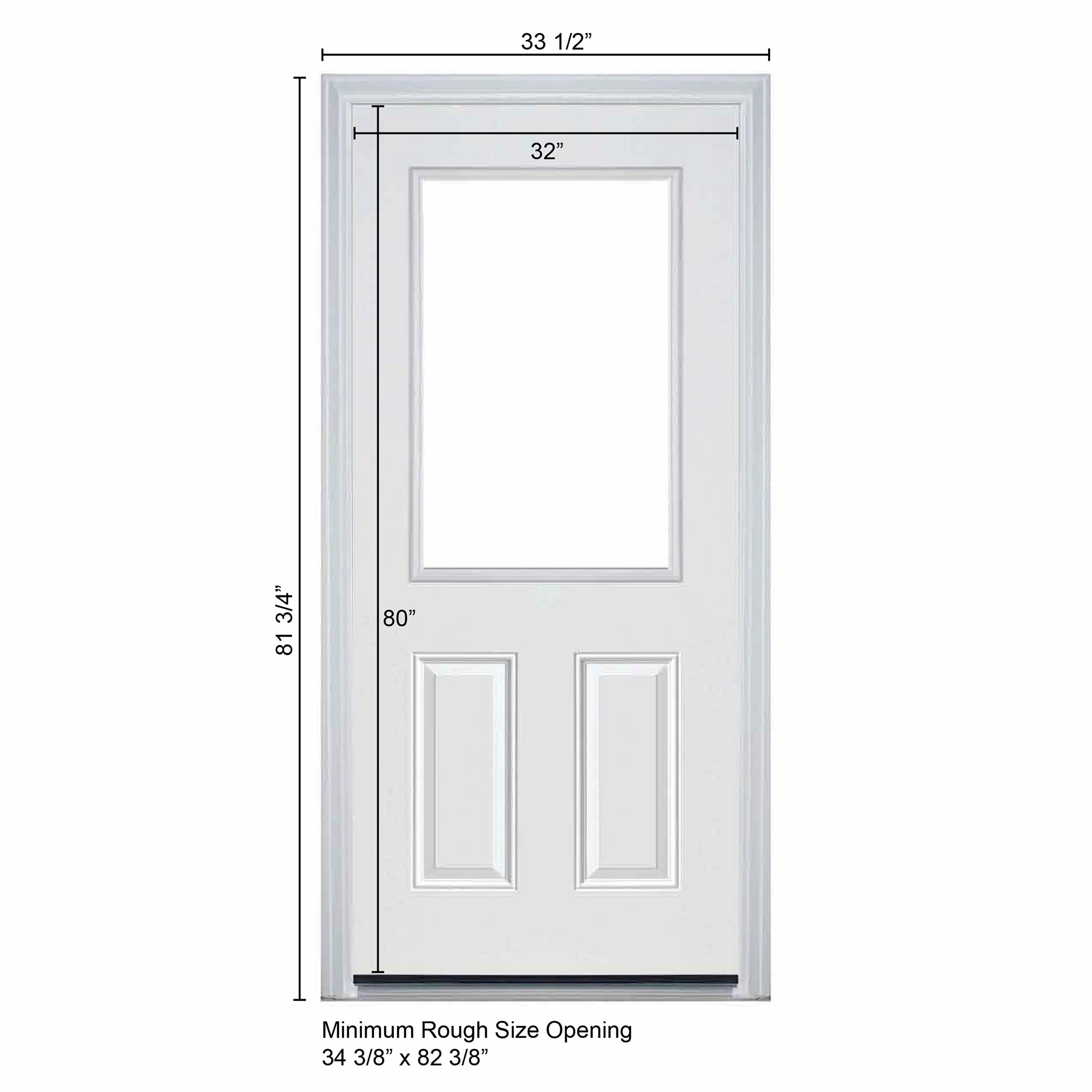 2000 #202128 New Concept Exterior Doors Pre Hung Steel Pandora Collection White  wallpaper Pre Hung Steel Doors 44752000