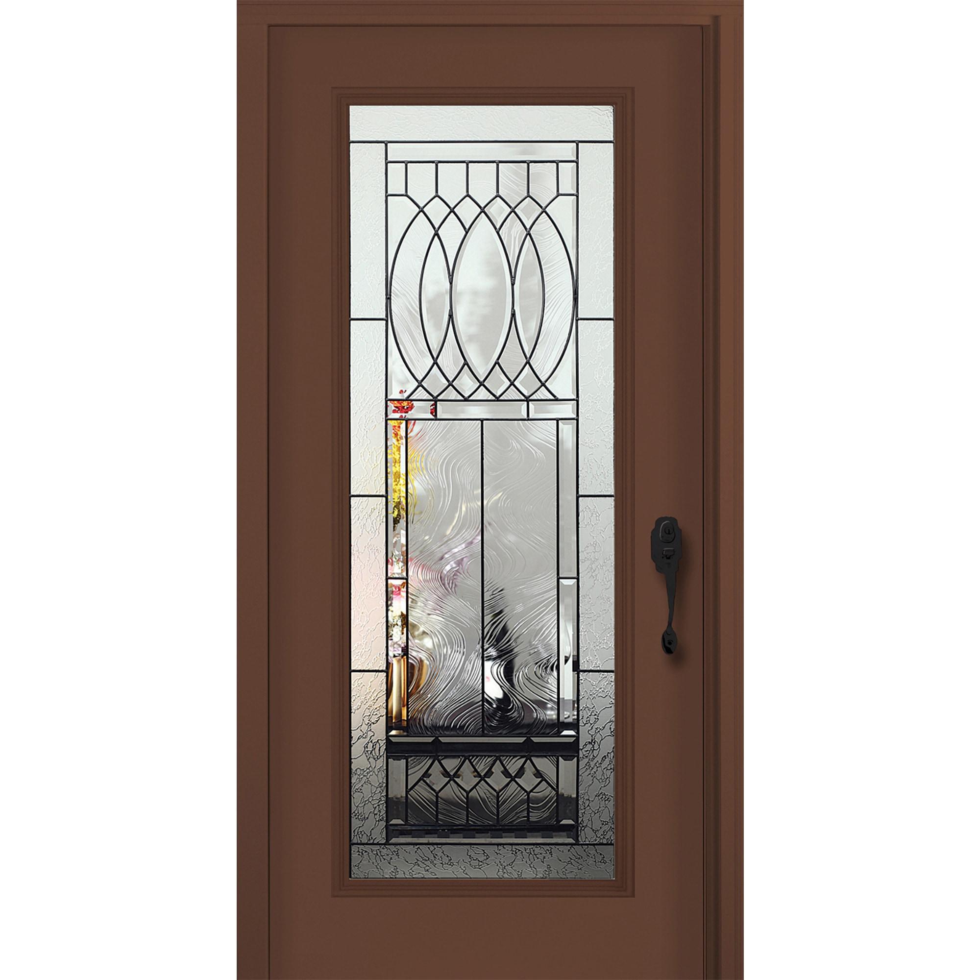 2000 #5E3F32 New Concept Exterior Doors Pre Hung Steel Infinity Doors Bahama  wallpaper Pre Hung Steel Doors 44752000