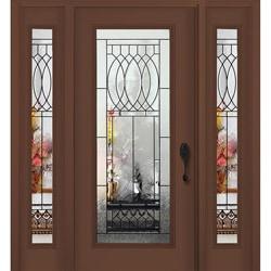 New Concept Exterior Doors - Pre-Hung Steel Infinity Doors