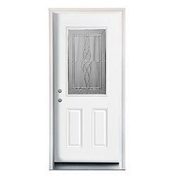 New Concept Exterior Doors Pre Hung Steel Westin Model 101089841 Exterior Doors