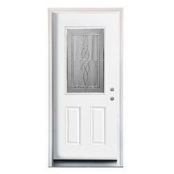 New Concept Exterior Doors Pre Hung Steel Westin Model 101089811 Exterior Doors