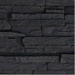 Black Bear Faux Stone Siding Ledge Stack Model 101020431 Faux Stone Siding Panels