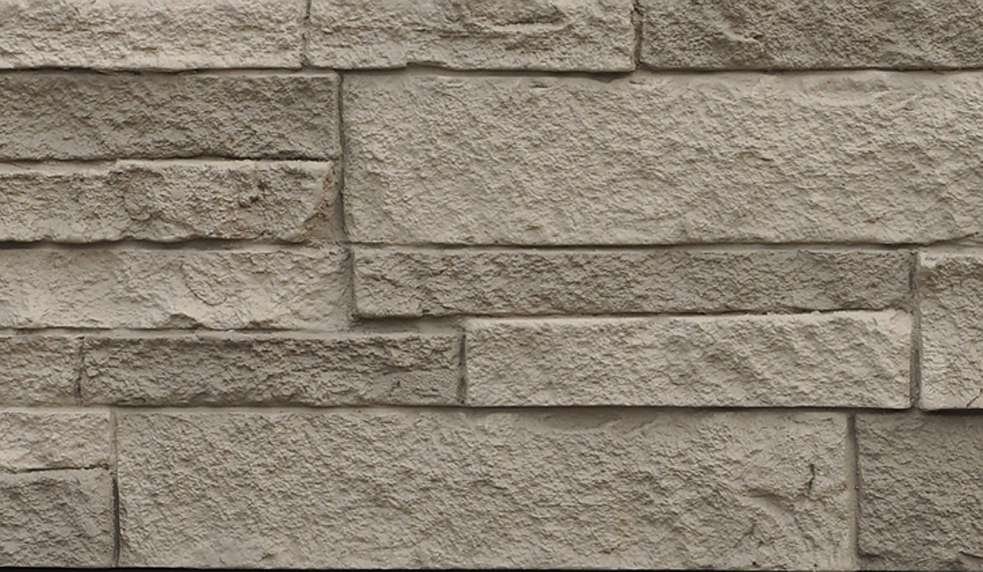 Black Bear Pallets Faux Stone Siding Ledge Stone Collection Multi Gray Pa