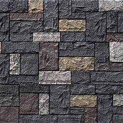 StoneWorks Faux Stone Siding Castle Rock Model 100880931 Faux Stone Siding Panels