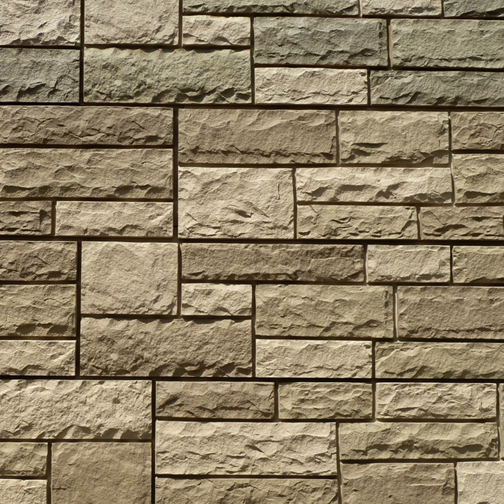 free samples stoneworks faux stone siding limestone veneer panel 48 x15 1 2 x1 1 2 sandy buff