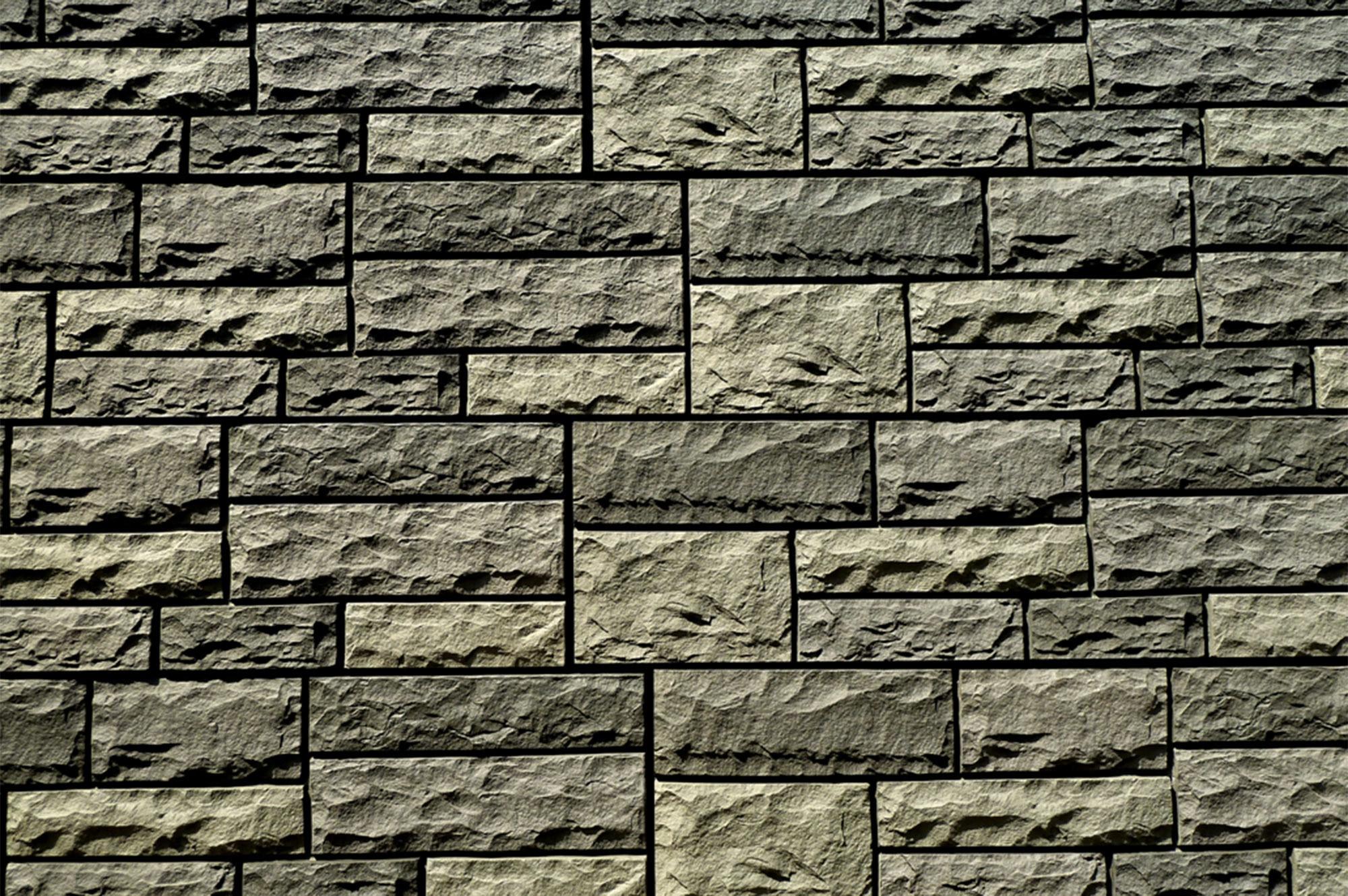 stoneworks faux siding limestone charcoal panel