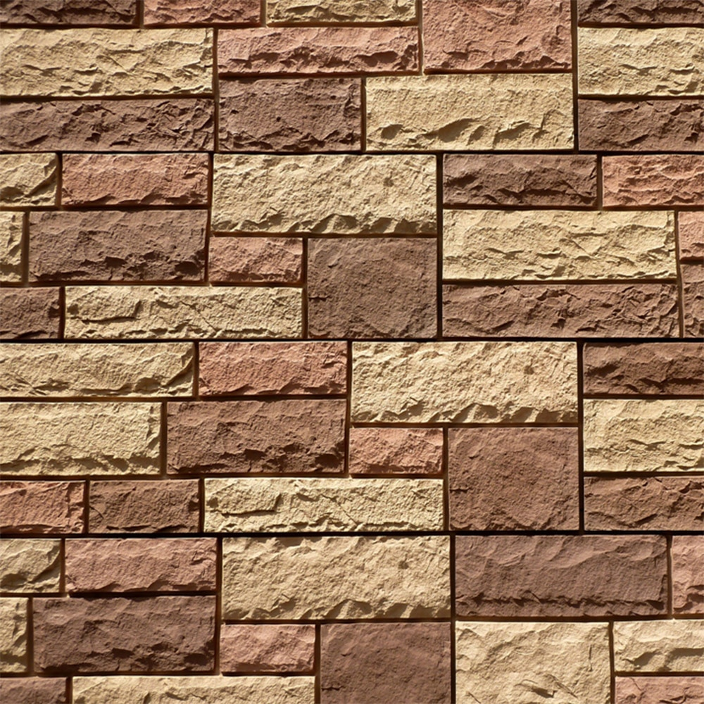 Free samples stoneworks faux stone siding limestone for Stone facade siding