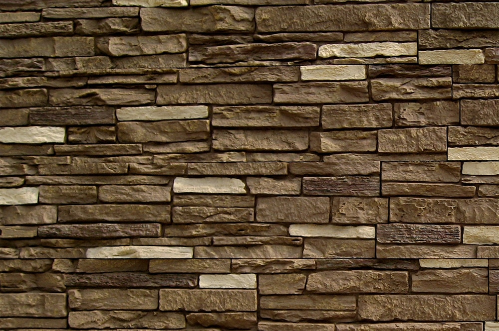 Free samples stoneworks faux stone siding slate stone for Brick stone siding