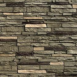StoneWorks Faux Stone Siding Slate Stone Model 100827511 Faux Stone Siding Panels