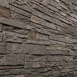 StoneWorks Faux Stone Siding Slate Stone Model 101048171 Faux Stone Siding Panels