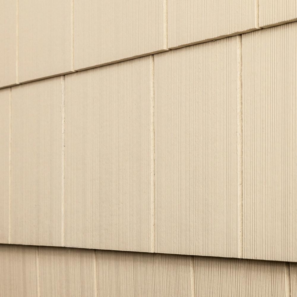 Cerber fiber cement siding premium 2 coat solid shingle for Fiber cement shingles cost
