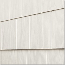 Cerber Fiber Cement Siding Premium 2 Coat Solid Shingle Panels Model 100990661 Fiber Cement Siding