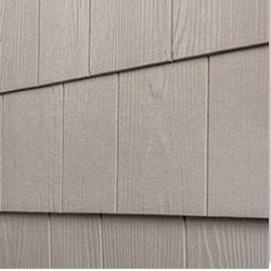 Cerber Fiber Cement Siding Premium 2 Coat Solid Shingle Panels Model 100990531 Fiber Cement Siding
