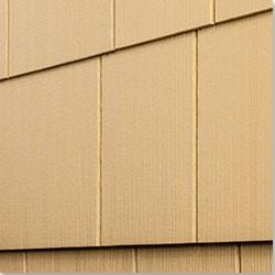 Cerber Fiber Cement Siding Premium 2 Coat Solid Shingle Panels Model 100990761 Fiber Cement Siding