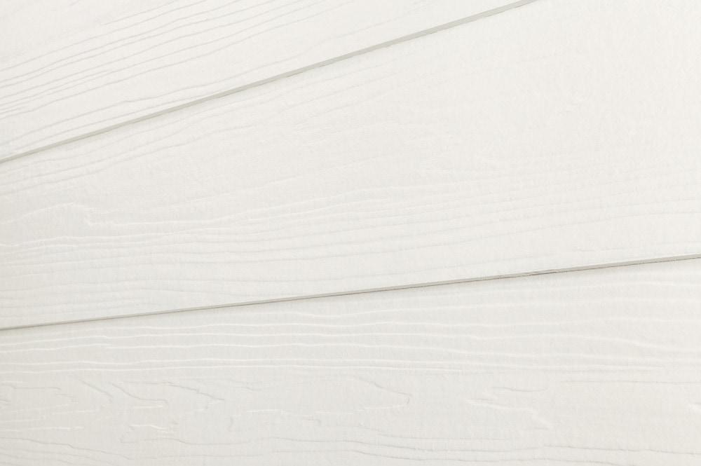 7 Popular Siding Materials To Consider: Premium 2 Coat Solid White