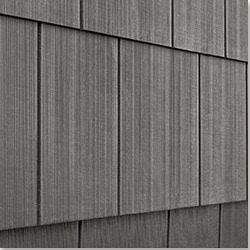 Cerber Fiber Cement Siding Rustic Select Shingle Panels Model 100991001 Fiber Cement Siding