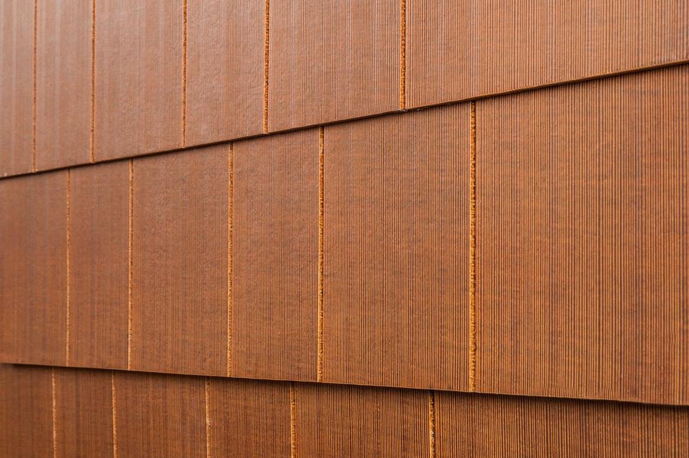 Cerber fiber cement siding rustic shingle panels sequoia for Fiber cement shingles cost