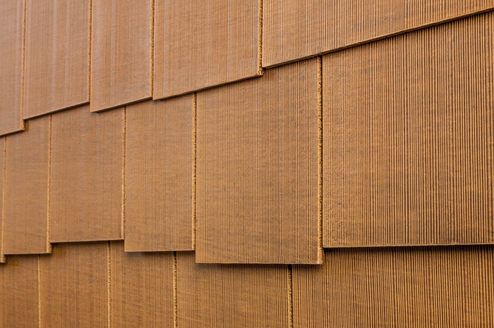 Cement Fiber Panel Siding : Cerber fiber cement siding rustic shingle panels yellow