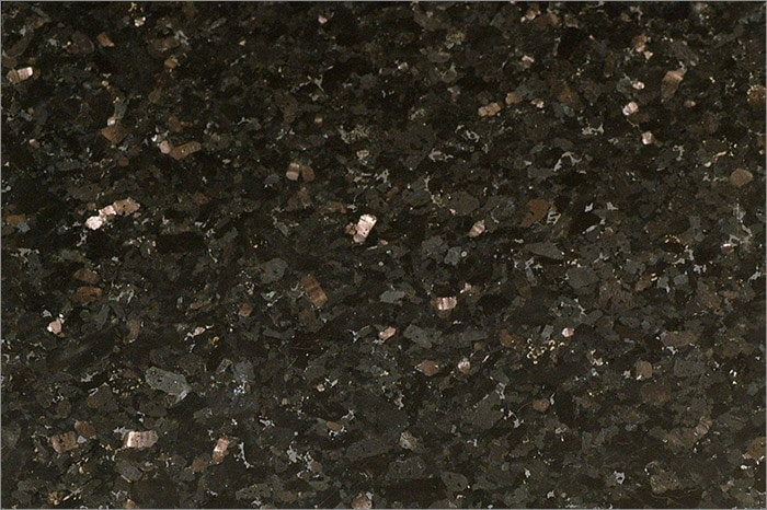 Centaur granite countertops black galaxy counter top for Granit galaxy