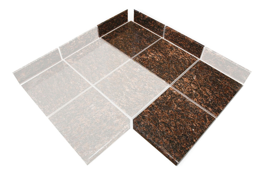 Home Kitchen & Bath Countertops Granite Countertops All Products Tan ...