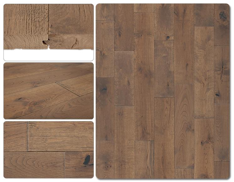 Builddirect jasper hardwood brushed oak collection