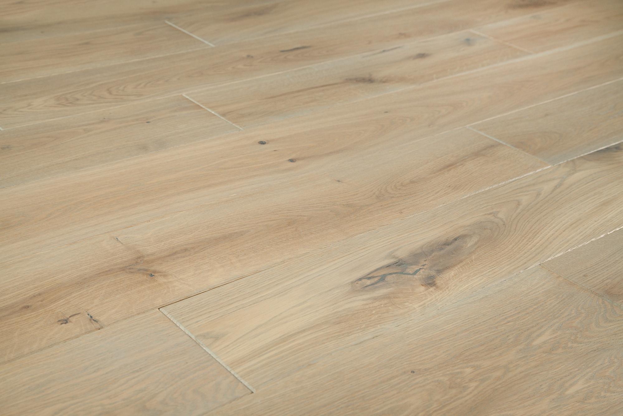Jasper Hardwood - European Brushed Oak Collection Titanium ...