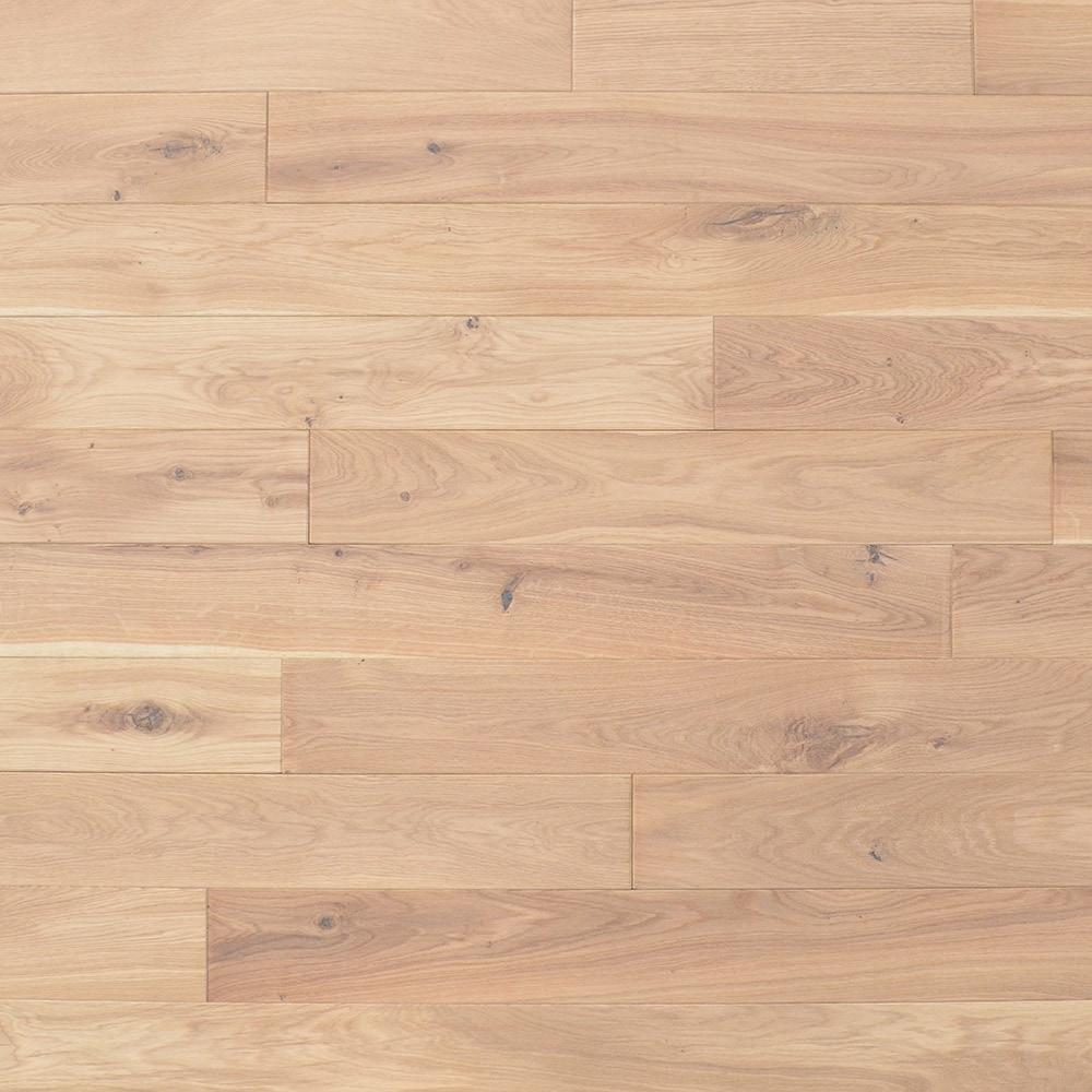 Jasper Hardwood European Brushed Oak Collection Natural