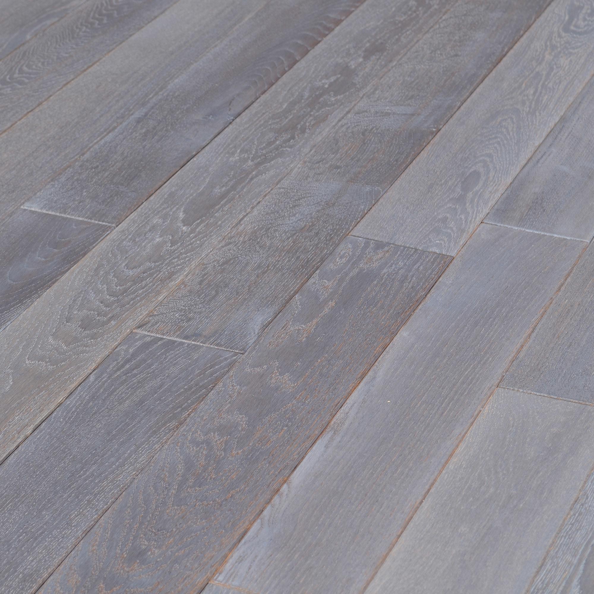 Home Flooring Wood Flooring Hardwood Flooring All Products Sky Gray ...