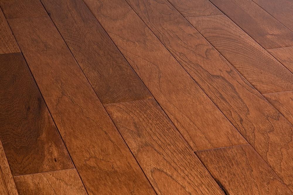 Jasper hardwood hickory collection buckskin hickory for Hardwood floors 5 inch
