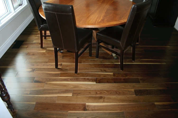 "- American Black Walnut - Builders / 3 1/4"" - sku:10083337"