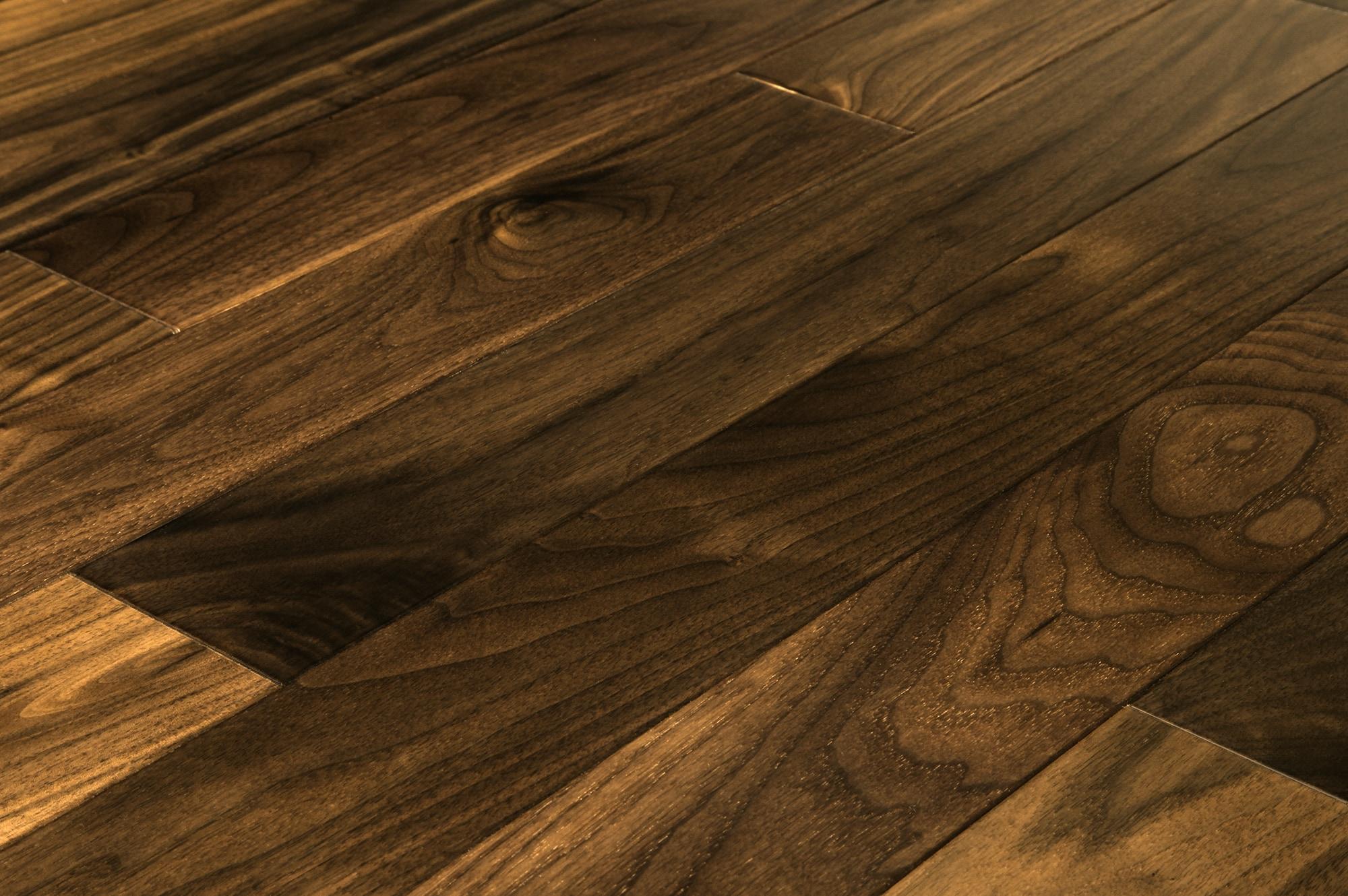 Black walnut wood flooring the image for Black hardwood flooring